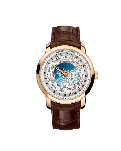 Vacheron Constantin Traditionnelle Horas Mundo