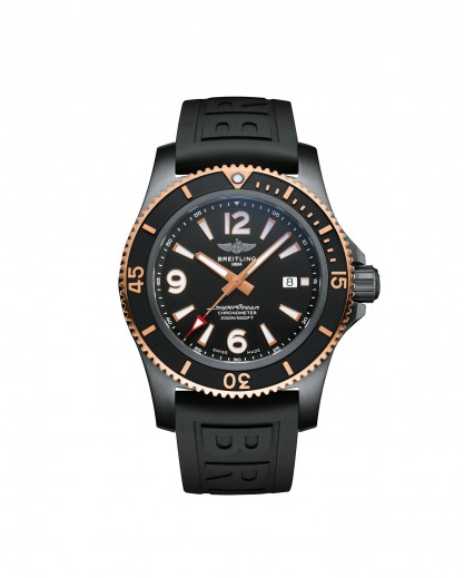Breitling SUPEROCEAN AUTOMATIC 46 BLACK STEEL