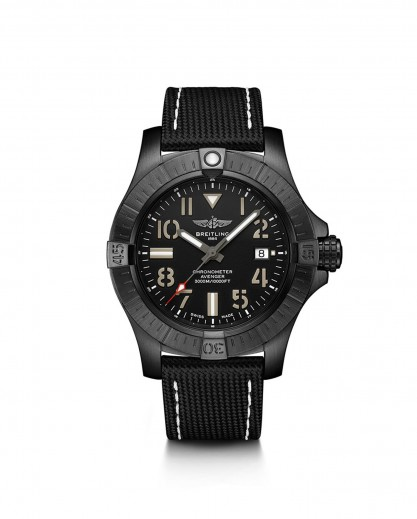 Breitling AVENGER AUTOMATIC 45 SEAWOLF NIGHT MISSION