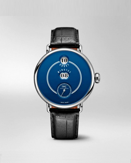 IWC TRIBUTE TO PALLWEBER EDICIÓN «150 YEARS»