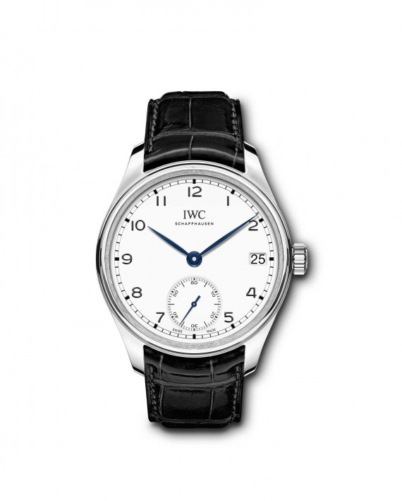 "IWC Portugieser cuerda manual edición ""150 years"""