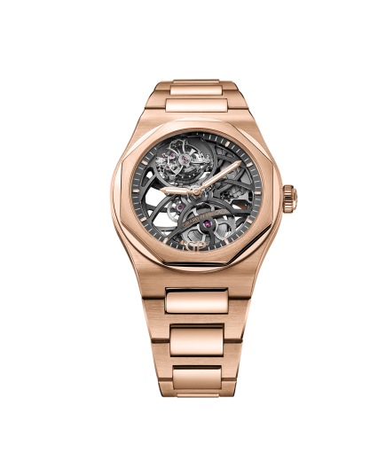 Girard-Perregaux  Laureato Flying Tourbillon Skeleton (precio consultar)