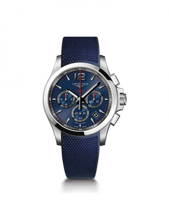 Longines Conquest VHP Chronograph
