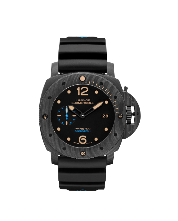 Panerai LUMINOR SUBMERSIBLE 1950 CARBOTECH™ 3 DAYS AUTOMATIC - 47MM