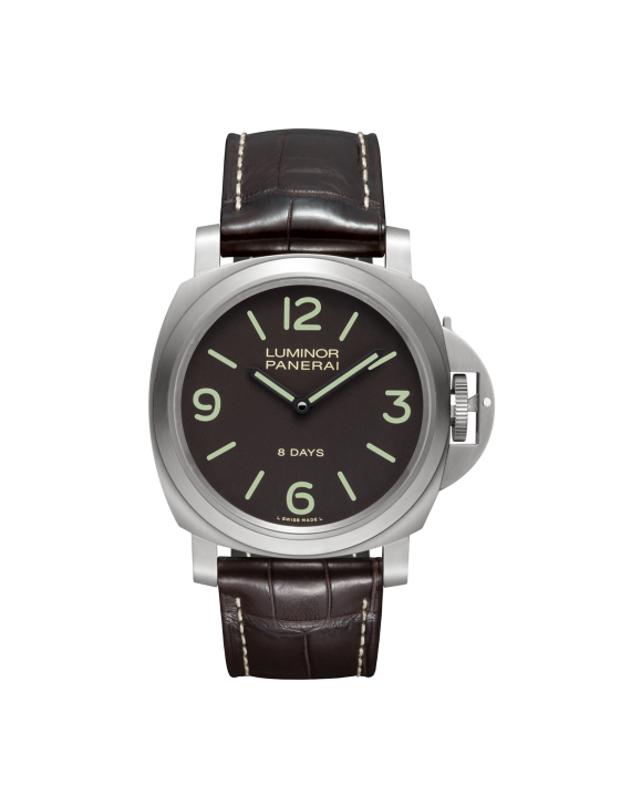 Panerai LUMINOR BASE 8 DAYS TITANIO - 44MM