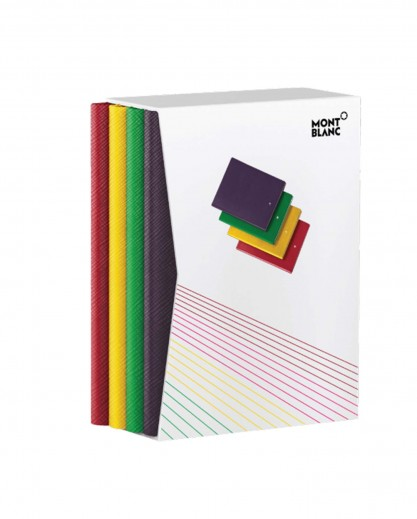 Montblanc Fine Stationery Set Rainbow
